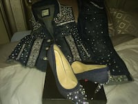 Hand made 1 of a kind Jean Out and shoes!! Pittsburgh, 15235