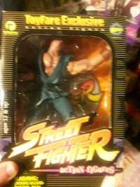 Evil ryu exclusive figure Tampa, 33610