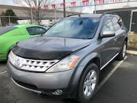 2007 Nissan Murano New Westminster