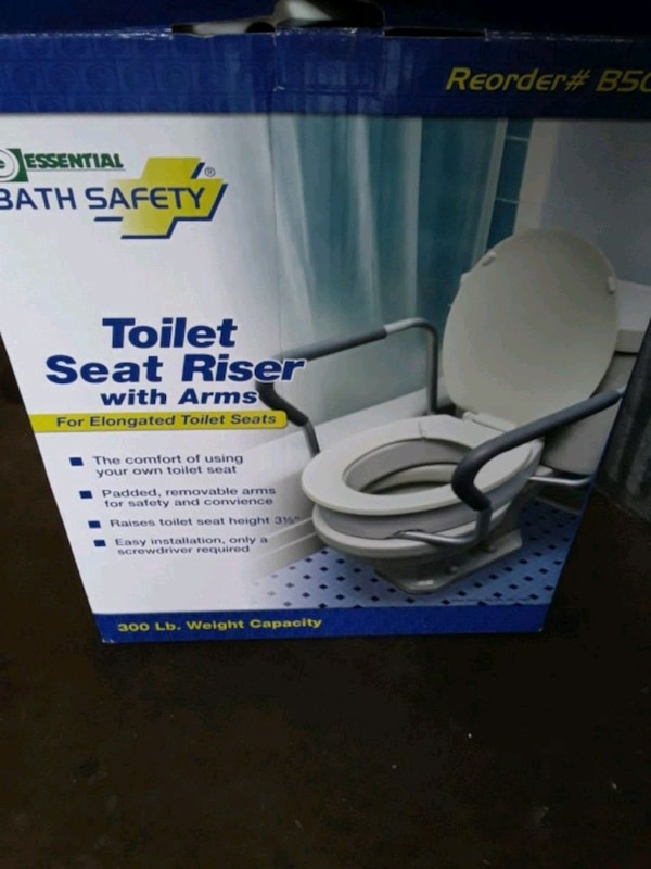 Wondrous Toilet Seat Riser Wth Arms Spiritservingveterans Wood Chair Design Ideas Spiritservingveteransorg