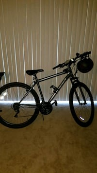 black and white hardtail mountain bike Campbell, 95008