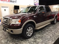 2008 FORD F-150 KING RANCH Washington