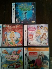 all ds games Providence, 02905