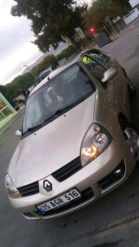 2008 Renault Clio AUTHENTIQUE 1.5 DCI 30 Ağustos