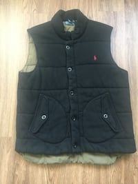 Polo ralph lauren vest XL