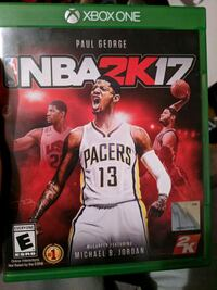 Nba 2k17 for Xbox 1 New Holland, 17557
