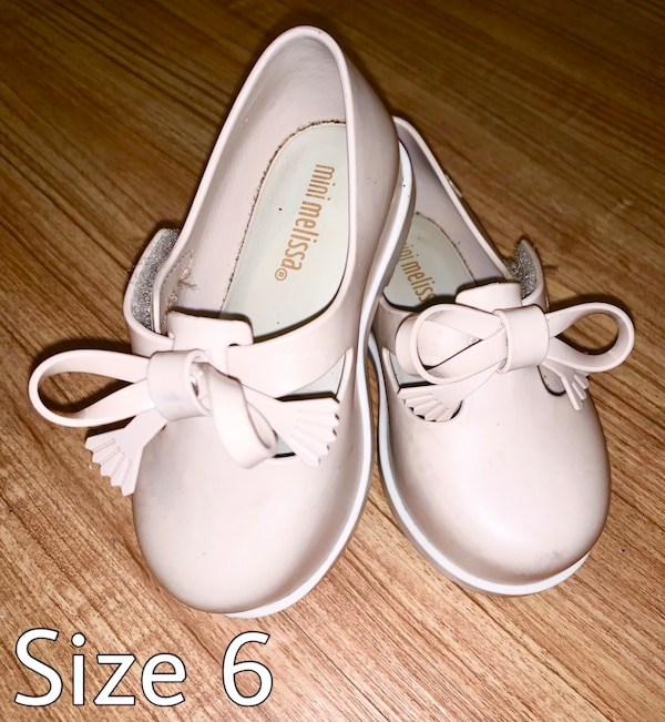 c7cc648a418c19 Used Mini Melissa shoes for sale in East Palo Alto - letgo
