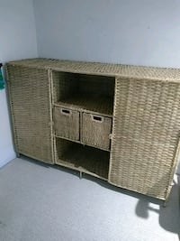 African Wicker Chest Herndon, 20171