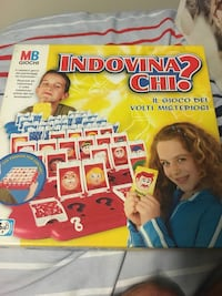 Indovina chi? Gioco da tavolo  Galliate, 28066