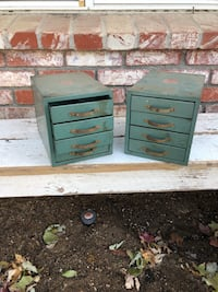 Awesome vintage little metal Wards Master Industrial cabinets price is for each  2304 mi