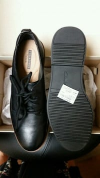 BNIB Women Clarks shoes size 6 Toronto, M2M 3X4