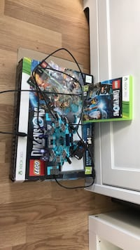 x-Box 360 - lego dimension startpakke