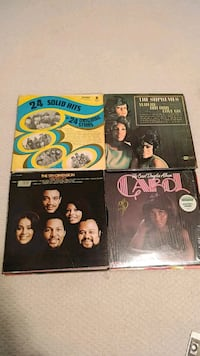 Vinyl records for sale Mississauga