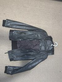 Garage Grey Leather Jacket Edmonton, T6R 3S4