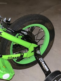 """Boys 12"""" xgames bike barely used in very good condition  Grovetown, 30813"""
