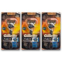 Gillette fusion proshield chill razor (3) Savage, 20763