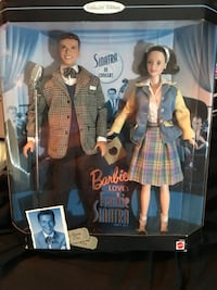 Barbie and Frank Sinatra  Lawrence, 46236