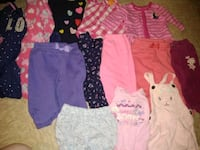 toddler's assorted clothes Woonsocket, 02895