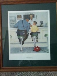 Norman Rockwell picture Las Vegas, 89119