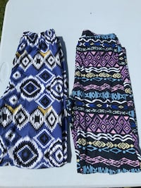 Leggings, ONE SIZE both for $5  Riverview, E1B 4L7