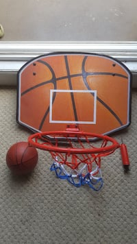 Mini basketball hoop Port Coquitlam, V3C 6L7