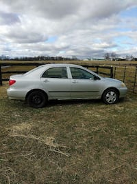 gray sedan Poolesville, 20837
