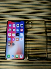 Black Iphone X T .movil Indianapolis