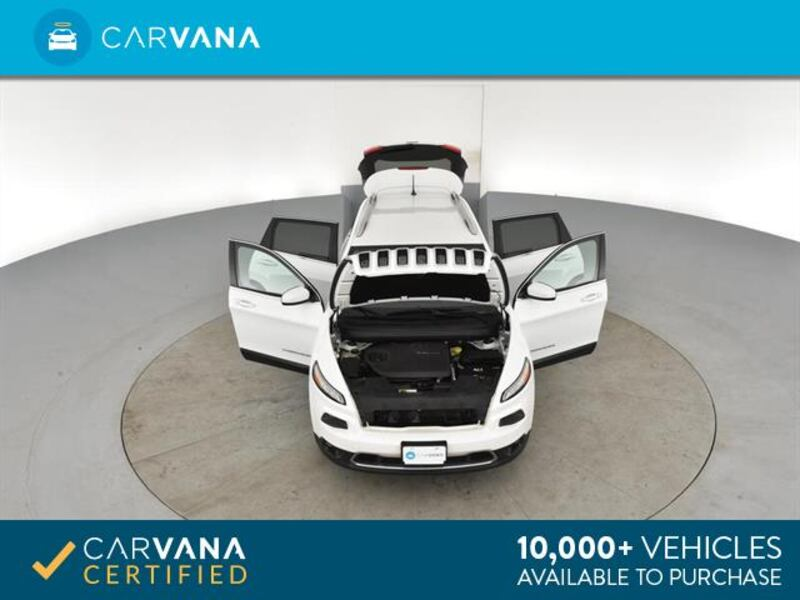 2014 Jeep Cherokee suv Limited Sport Utility 4D White f67075c3-33f8-4b38-bc7d-7d05688dca6e