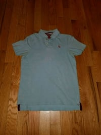 Youth or Mens Abercrombie Polo shirt size XL in y  Reed, 42451