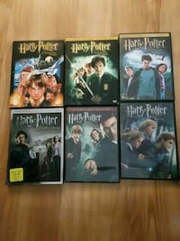 Harry Potter DVDs Vancouver, 98665