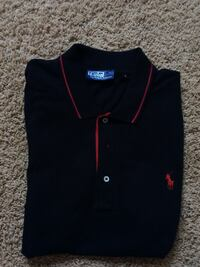 Black and red polo by ralph lauren polo shirt Corona, 92883