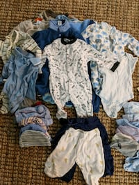 0-3 months clothes for Fall Pittsburgh, 15236