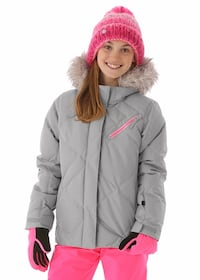 F15  Spyder Girls Ski Jacket