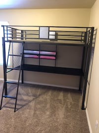 Powell Monster Bedroom Twin Study Loft Bed El Paso, 79938