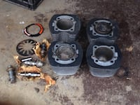 Harley Davidson parts. Barter Cash/trade for tools or rc cars.