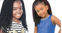 Kids back to school hairstyle Lake Worth