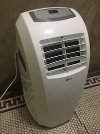 Portable LG Air Conditioner For Sale (10,000 BTU) New York