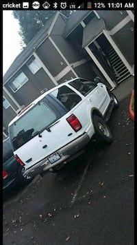 1997 Ford Expedition EDDIE BAUER 4X4 Vancouver