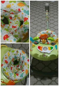 Fisherprice woodlands spacesaver jumper