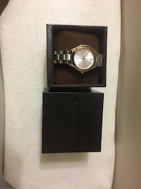 Micheal Kristen Watch Rose Gold Women's with box Mississauga, L5R
