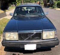 Volvo - 200 series - 1988 Washington, 20224