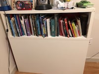 Cabinet and storage Head board for twin bed. Portland, 97212