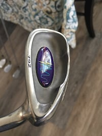 Cleveland irons and 1 wood North Saanich