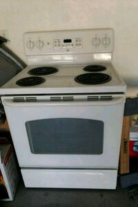 white and black electric coil range oven Tucson, 85704