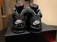 Nike Air Jordan 5 Metallics size 13