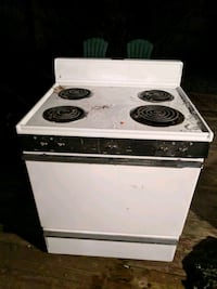 Stove and hot water heater for scrap 319 mi