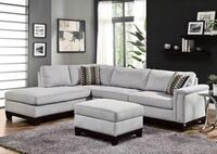 Brand New Reversible Sectional  Lathrop