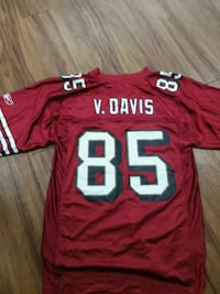red and white NFL 88 jersey shirt Phoenix, 85033