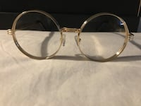 gold-colored framed eyeglasses Markham, L6E