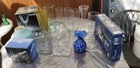 Assorted Glassware and Vases Vancouver, V5R